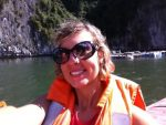 Selfie Kayaking