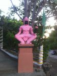 Hindu statue, older than Angor Wat