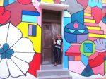 Funky art house