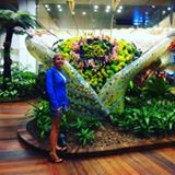 Best airport in the world-Singapore :)