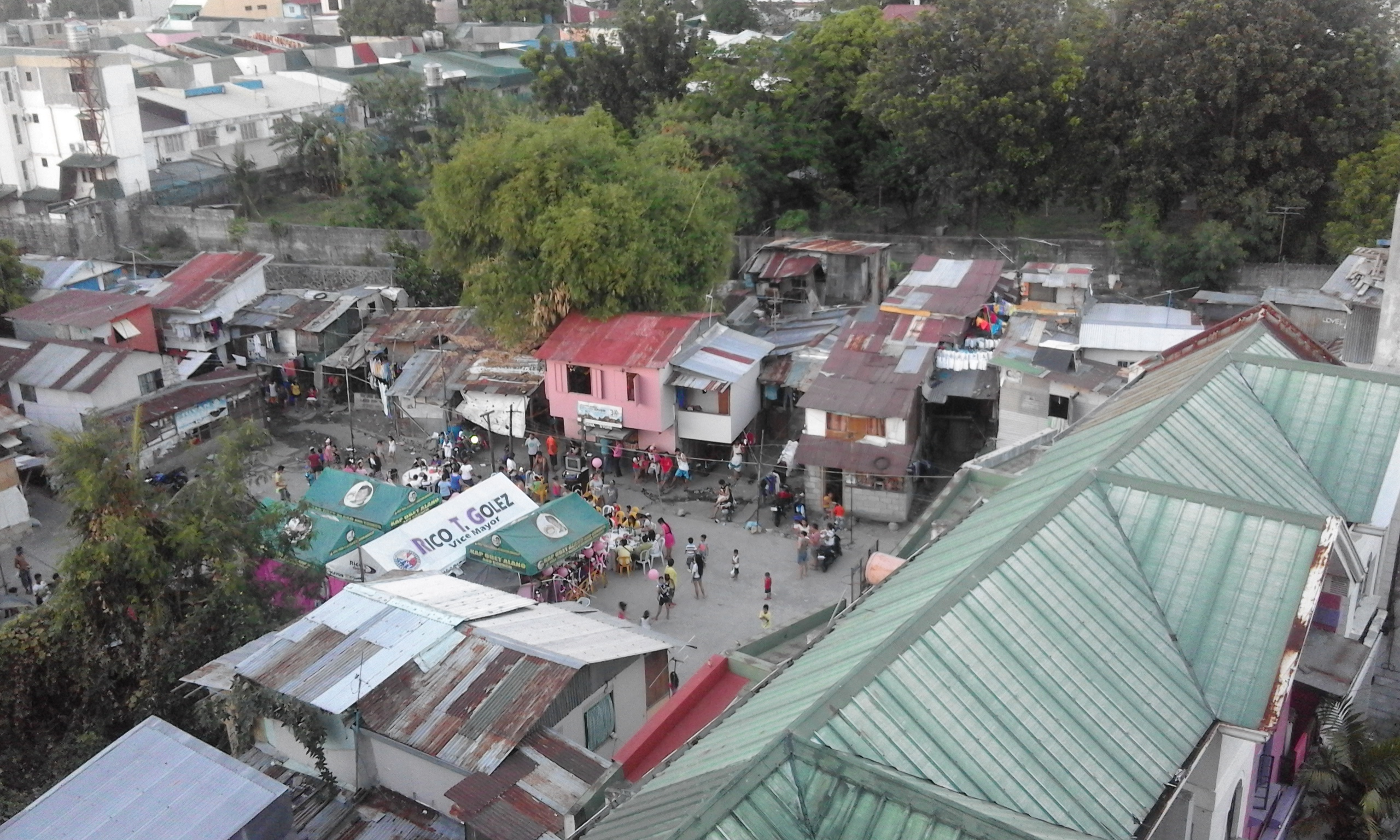 street part in manila :)