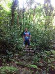 Phil trekking